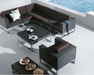 Patio Furniture Outdoor Furniture Patio Sectional Sofa Cantilever Umbrellas