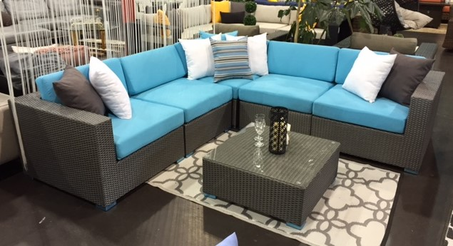 The kitsilano outdoor patio sectional vancouver sofa for Sofa company